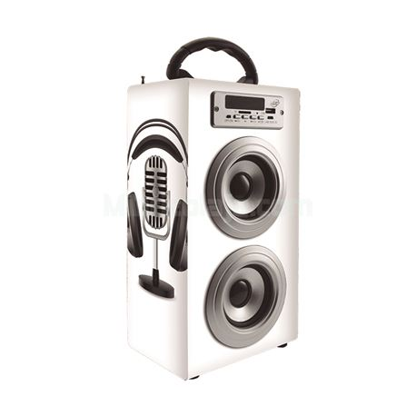 Altavoz multimedia party boom box
